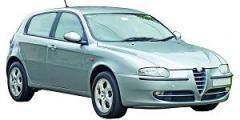 Alfa 147 de 2000 à 2004