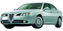 Alfa 166 de 2003 à 2007