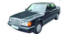 W124 (4+5portes) de 1985 à 1993