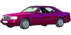 W124 (4+5portes) de 1993 à 1995