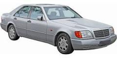 W140 de 1991 à 1998