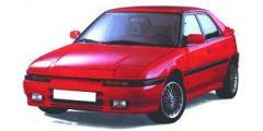 Mazda 323 F Type :BG de 1990 à 1994