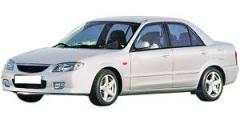 Mazda 323 S et F de 2000 à 2003