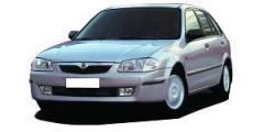 Mazda 323 S et F de 1998 à 2000