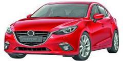 Mazda 3 (berline 4+5 portes) de 2013 à 2016