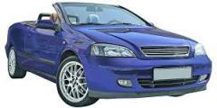 Astra G (2portes) de 2000 à 2005