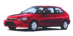 Civic (3+4portes) de 1999 à 2001