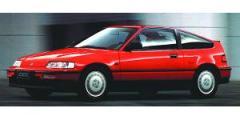 Civic CRX de 1987 à 1992