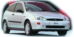 Focus de 1998 à 2001