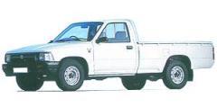 Hilux 2WD de 1989 à 1997