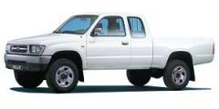 Hilux 4WD de 1989 à 1997