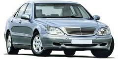 W220 de 1998 à 2005