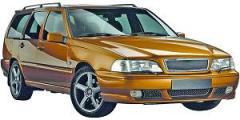 S70-V70 de 1996 à 1999