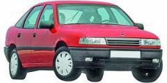 Vectra A de 1988 à 1992