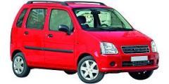 Wagon R+ de 2000 à 2007