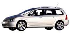 307 SW de 2002 à 2005