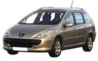 307 SW de 2005 à 2007
