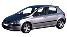 307 de 2001 à 2005
