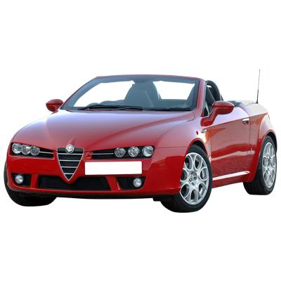 Alfa Spider de 2005 à 2011