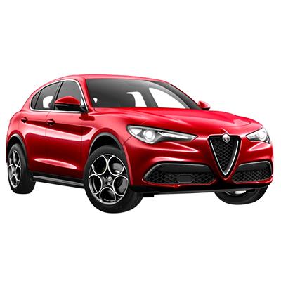 Alfa Stelvio de 2016 à ...