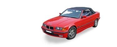 E36 Coupé et Cabriolet de 1990 à 1999