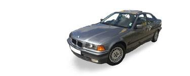 E36 de 1990 à 1999