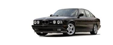 E34 de 1988 à 1995
