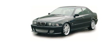 E39 de 1995 à 2000