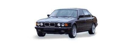 E32 de 1986 à 1994