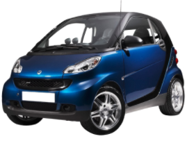 Fortwo-Cabrio de 2007 à 2014