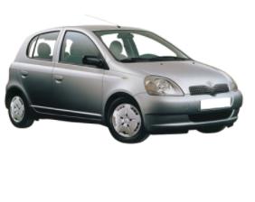 Yaris de 1999 à 2003