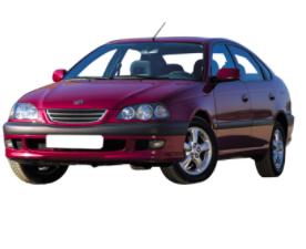 Avensis de 1998 à 2003