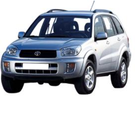 RAV 4 de 2000 à 2003