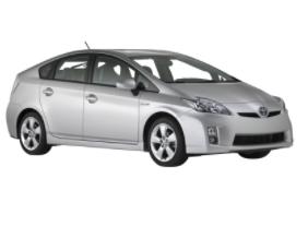 Prius de 2009 à 2012