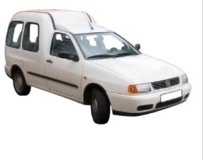 Caddy de 1995 à 2004