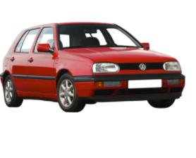 Golf 3 de 1991 à 1997