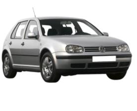 Golf 4 de 1997 à 2003