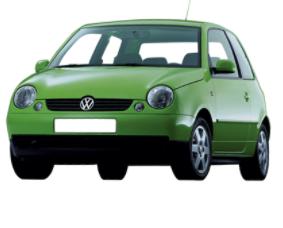 Lupo de 1998 à 2005