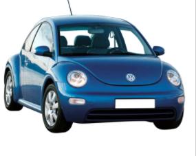 New Beetle de 1998 à 2011