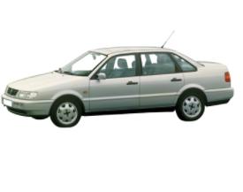 Passat de 1993 à 1997