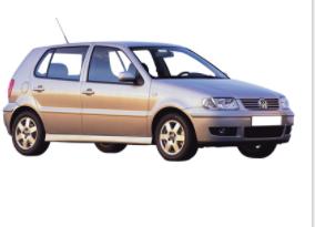Polo de 1999 à 2001