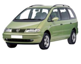 Sharan de 1996 à 2000