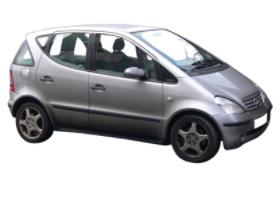 W168 de 1997 à 2000