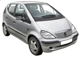 W168 de 2001 à 2004
