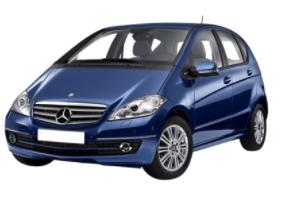 W169 de 2008 à 2012