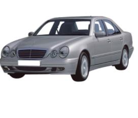 W210 (4+5portes) de 1999 à 2002