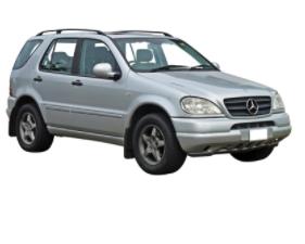 W163 de 1998 à 2001