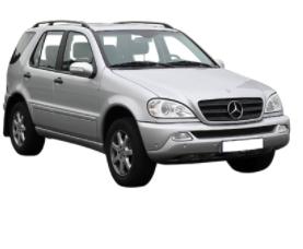 W163 de 2001 à 2005