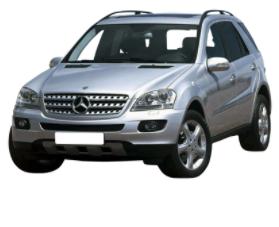 W164 de 2005 à 2008