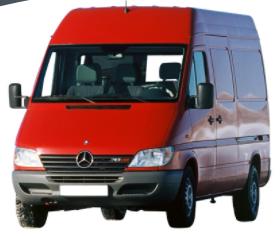 Sprinter de 2000 à 2006